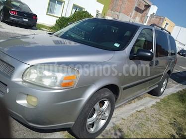 Foto venta Auto usado Chevrolet Uplander LS Extendida Paq. G (2007) color Dorado precio $84,500