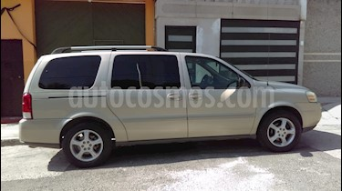 Foto venta Auto usado Chevrolet Uplander LT Extendida (2007) color Dorado precio $95,000