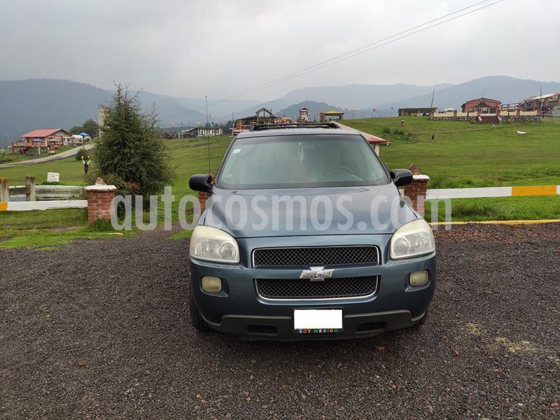 Chevrolet Uplander LS Paq. V usado (2007) color Gris precio $72,000