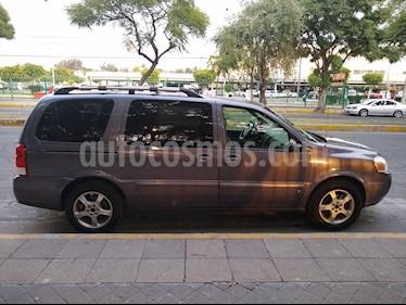 Chevrolet Uplander LT Extendida usado (2007) color Gris Metalico precio $76,000