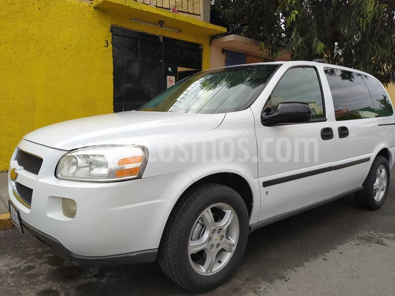 Chevrolet Uplander LS Extendida Paq. G usado (2006) color Blanco precio $75,800