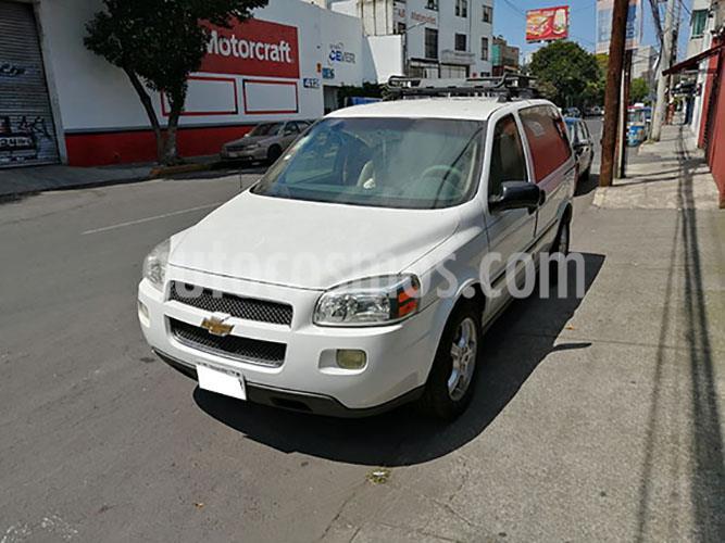 Chevrolet Uplander LS Paq. A usado (2007) color Blanco precio $76,000