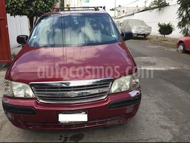 foto Chevrolet Venture 3.4L LS A Regular usado (2004) color Rojo precio $53,000