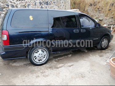 Foto venta Auto usado Chevrolet Venture 3.4L LT A Extendida (1997) color Azul precio $28,500