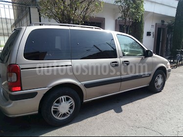 Chevrolet Venture 3.4L LS A Regular usado (2003) color Arena Dorada precio $48,500