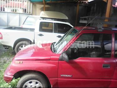 Chevrolet Vitara 3P 4x4L4 1.6 8V usado (1989) color Rojo precio u$s1.500
