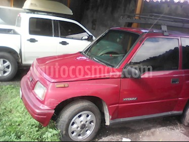 Foto venta carro usado Chevrolet Vitara 3P 4x4L4 1.6 8V (1998) color Rojo precio u$s1.500