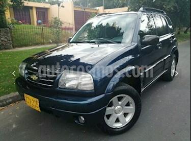 Foto venta Carro usado Chevrolet Vitara 4x4 Sinc. 5 Ptas. (2006) color Azul precio $24.900.000