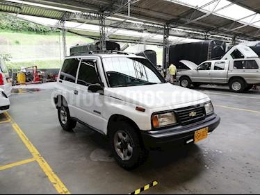 Chevrolet Vitara 1.6 Mec 3P usado (2014) color Blanco precio $30.000.000
