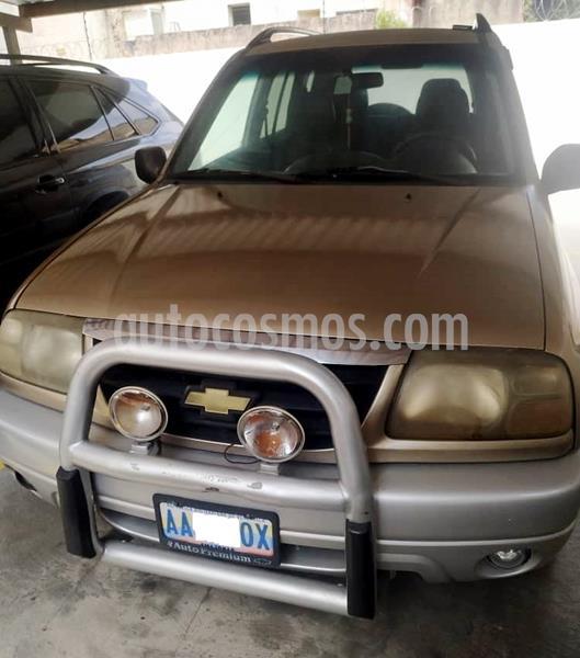 Chevrolet Vitara 5P 4x4L4 1.6i 16V usado (2006) color Bronce precio u$s2.700