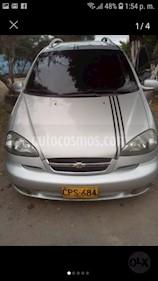 Foto venta Carro usado Chevrolet Vivant 2.0 4x2 (2008) color Gris precio $16.500.000