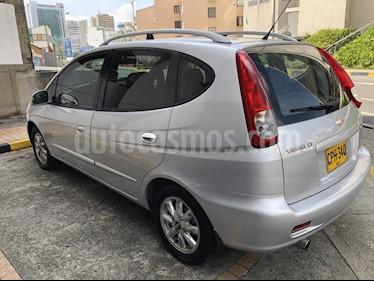 Chevrolet Vivant 2.0 AT 5P usado (2007) color Plata precio $14.500.000