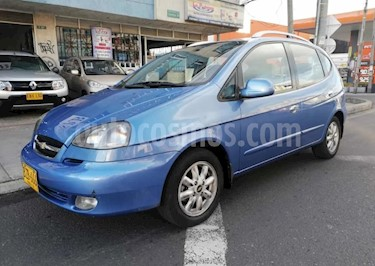 Chevrolet Vivant 2.0 AT 5P usado (2007) color Azul precio $13.900.000