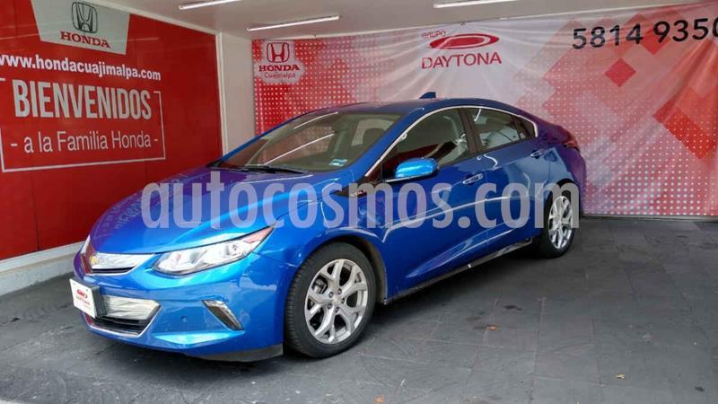 Chevrolet Volt 1.5L usado (2017) color Azul precio $398,000
