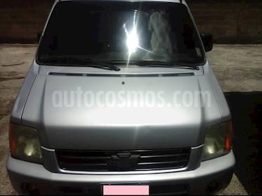 Foto venta carro usado Chevrolet Wagon R Auto. (2001) color Plata precio u$s1.400