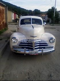 Chevrolet Wagon R Sinc. usado (1948) color Blanco precio u$s15.000