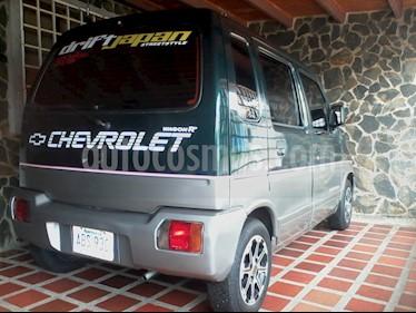 Chevrolet Wagon R Auto. usado (1999) color Verde precio u$s1.000