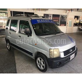 Chevrolet Wagon R Sinc. usado (1998) color Plata precio BoF1.200