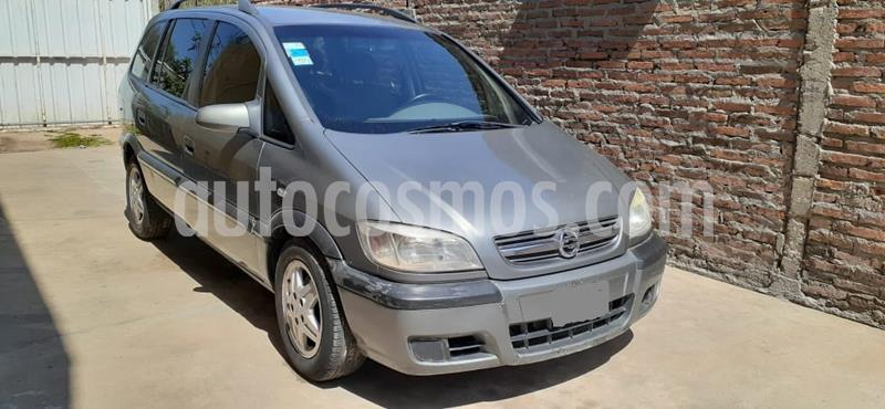 Chevrolet Zafira GL usado (2004) color Gris precio $390.000