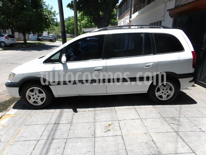 Chevrolet Zafira GLS usado (2002) color Blanco precio $380.000