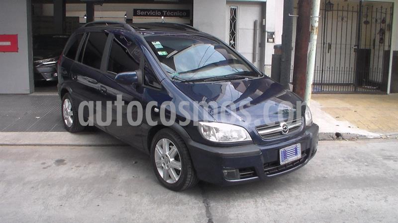 foto Chevrolet Zafira GLS usado (2005) color Azul precio $479.900