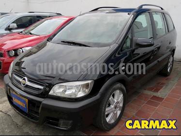 Chevrolet Zafira 2.0 Mec 5P usado (2009) color Negro precio $20.900.000