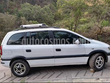 Chevrolet Zafira 2.0 Mec 5P usado (2003) color Blanco precio $16.000.000