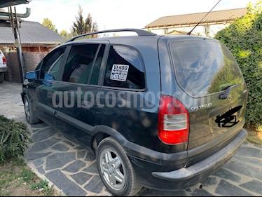 Chevrolet Zafira GL usado (2007) color Negro precio $210.000