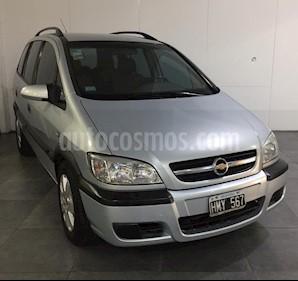 Foto venta Auto usado Chevrolet Zafira GL (2008) color Plata Polaris precio $185.000