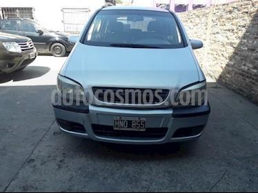Foto venta Auto usado Chevrolet Zafira GLS (2008) color Gris Claro precio $225.000