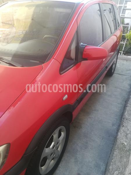 foto Chevrolet Zafira 2.2L A usado (2004) color Rojo precio $60,000