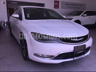 Foto venta Auto usado Chrysler 200 200 3.6 C ADVANCE 4P (2015) color Blanco precio $245,000