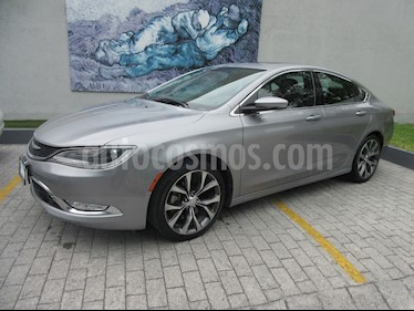 Chrysler 200 200C Advance usado (2015) color Gris precio $225,000