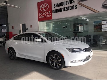 Foto venta Auto Seminuevo Chrysler 200 200C Advance (2015) color Blanco precio $270,000
