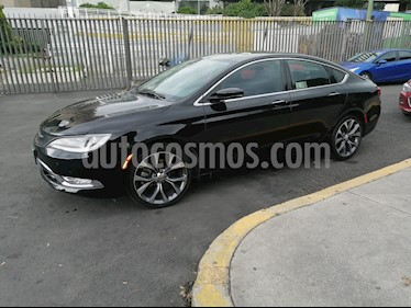 Chrysler 200 200C Advance usado (2015) color Negro precio $270,000