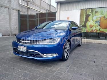 Foto Chrysler 200 200C Advance usado (2016) color Azul precio $250,000