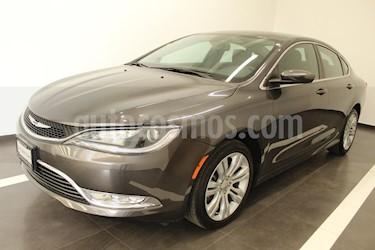 Foto venta Auto Seminuevo Chrysler 200 200C (2015) color Gris precio $225,000