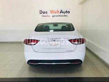 Foto venta Auto usado Chrysler 200 200C (2015) color Blanco precio $209,995