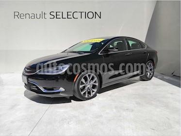 Foto venta Auto usado Chrysler 200 200C (2015) color Negro precio $230,000