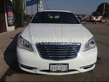 foto Chrysler 200 2.4L Limited usado (2014) color Blanco precio $145,000