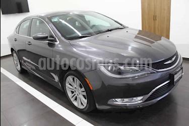 foto Chrysler 200 2.4L Limited usado (2015) color Gris precio $215,000