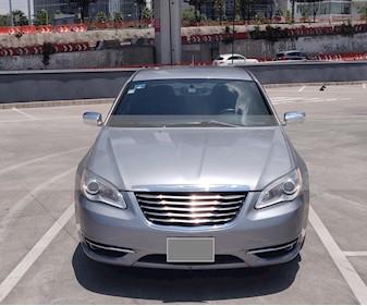 Chrysler 200 2.4L Limited  usado (2013) color Plata precio $140,000