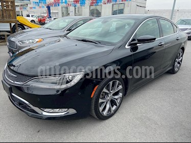 Chrysler 200 200 ADVANCE usado (2015) color Negro precio $229,000