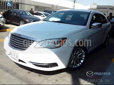 Chrysler 200 2.4L Limited  usado (2013) color Blanco precio $135,000