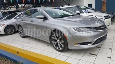 Chrysler 200 200C usado (2015) color Plata precio $178,000
