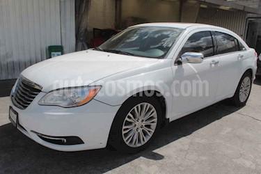 Chrysler 200 3.6L Limited usado (2012) color Blanco precio $109,000