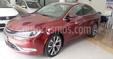 Chrysler 200 4p 200C Advance V6/3.6 Aut usado (2015) color Rojo precio $164,900
