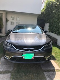 Chrysler 200 200C Advance usado (2015) color Granito precio $250,000