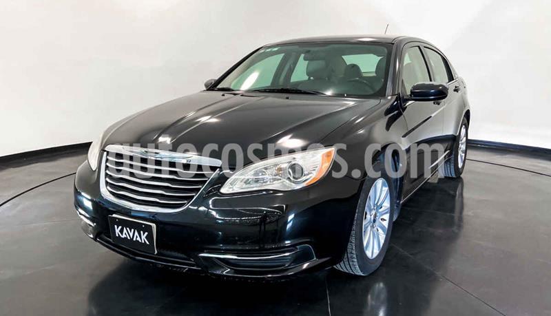 Chrysler 200 2.4L Touring usado (2012) color Negro precio $119,999