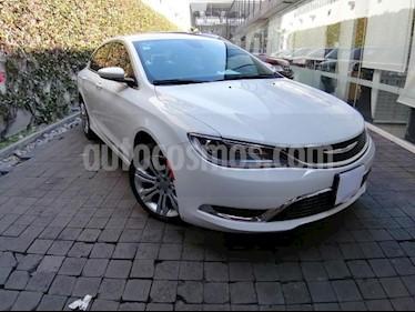 Chrysler 200 200 Limited usado (2015) color Blanco precio $195,000
